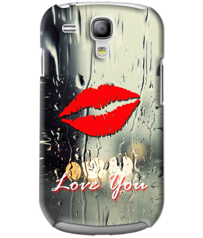 Samsung Galaxy S3 Mini Printed Cover By Snooky