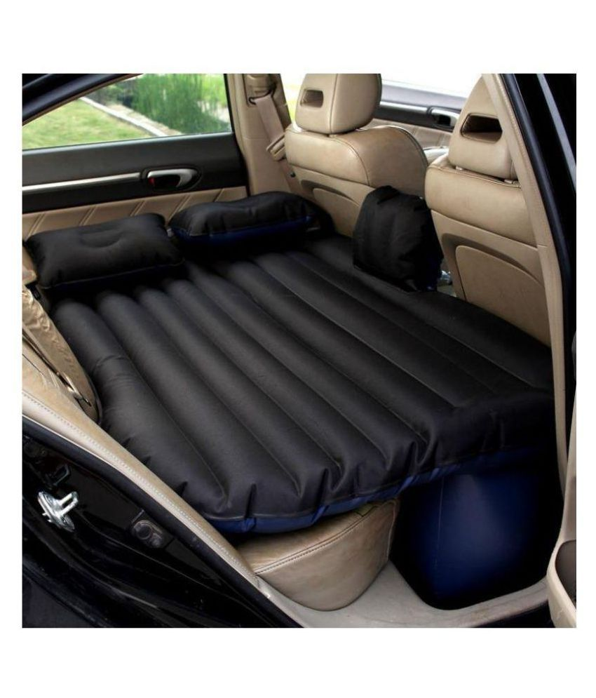 Car Inflatable Bed Self Drive Travel Inflatable Air Bed Car Air