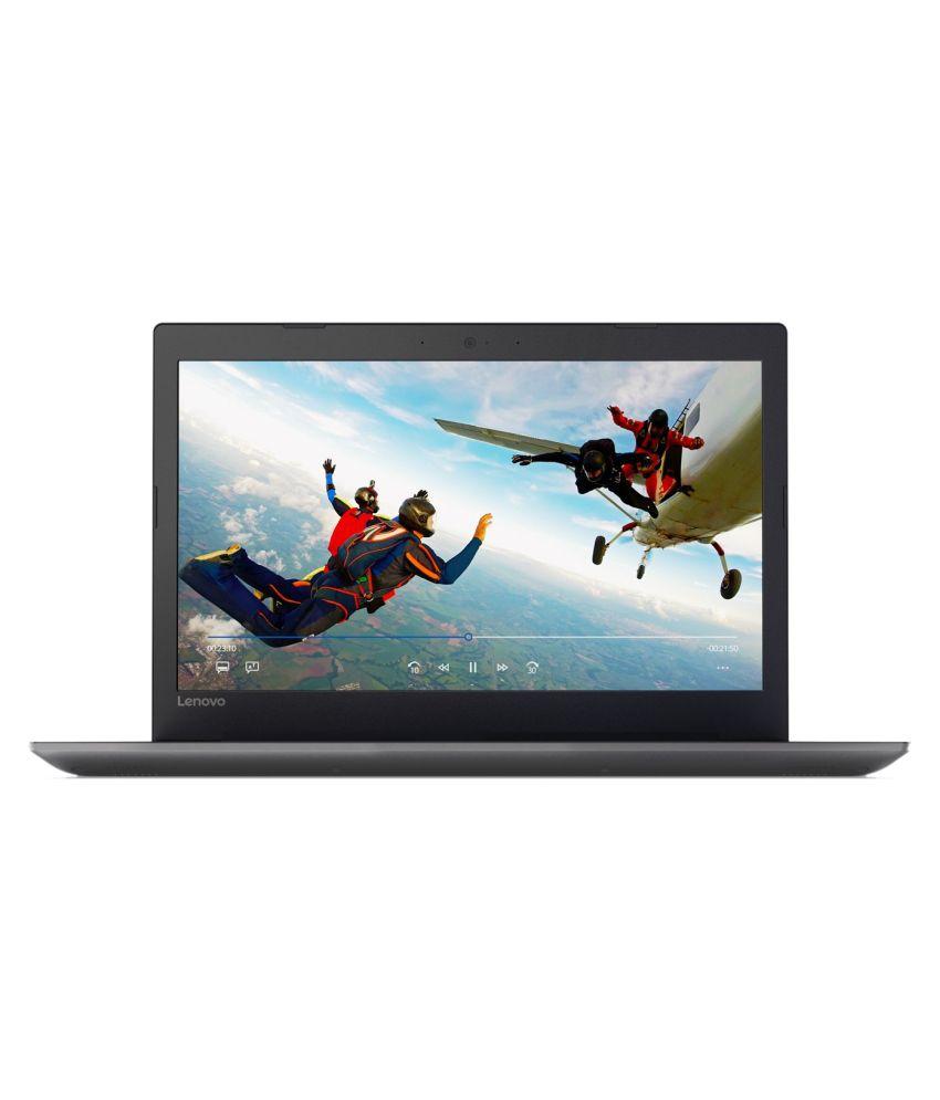Lenovo Ideapad 320E Notebook (6th Gen Intel Core i3- 4GB RAM- 1TB HDD- 39.62cm(15.6)- DOS) (Black)