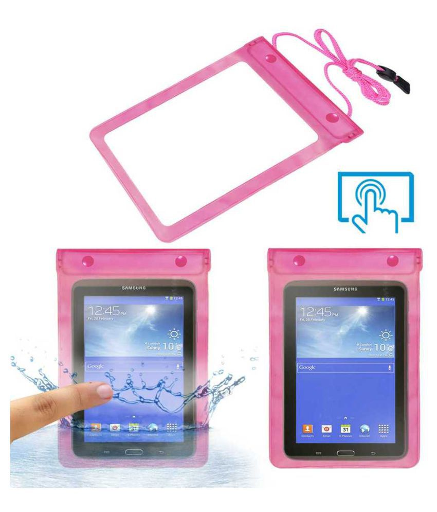 new product b4a61 a7640 Samsung Galaxy Tab 3 Lite 7.0 Pouch By ACM Pink