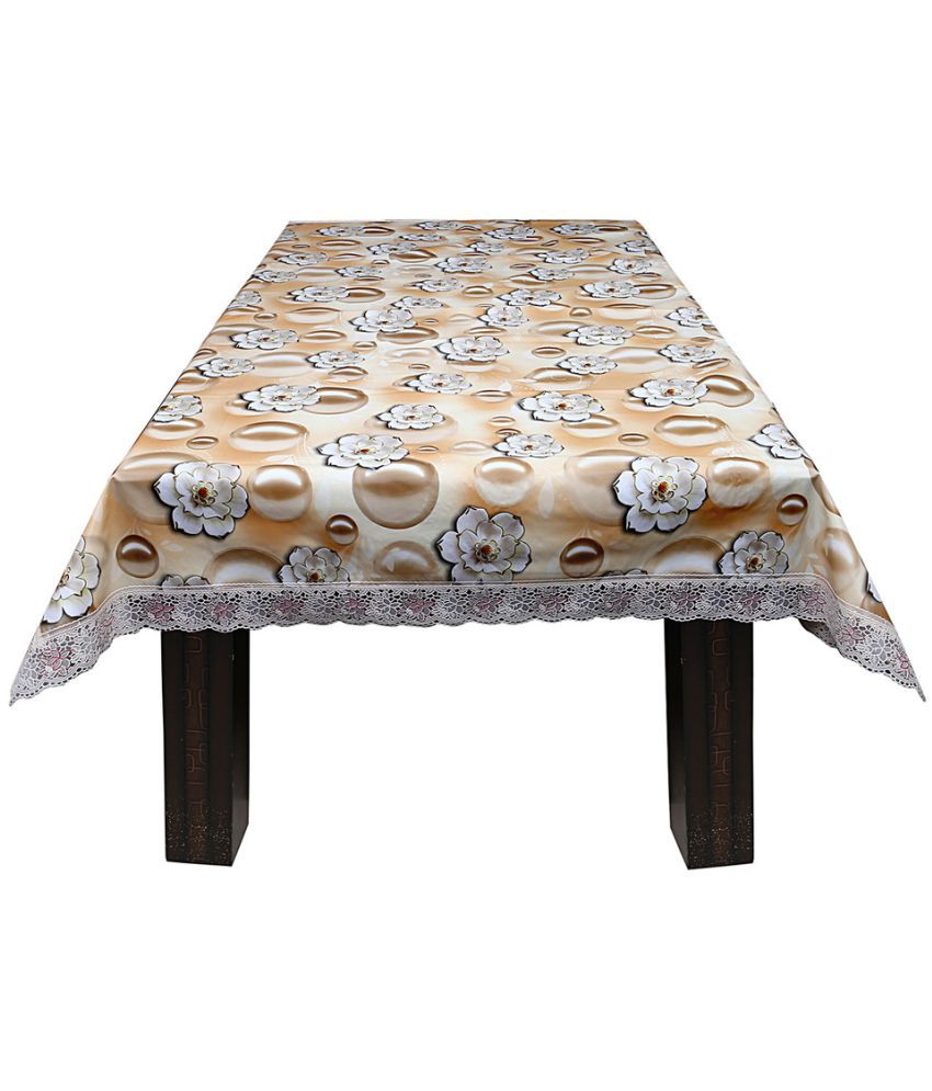 Decor Club 4 Seater PVC Single Table Covers