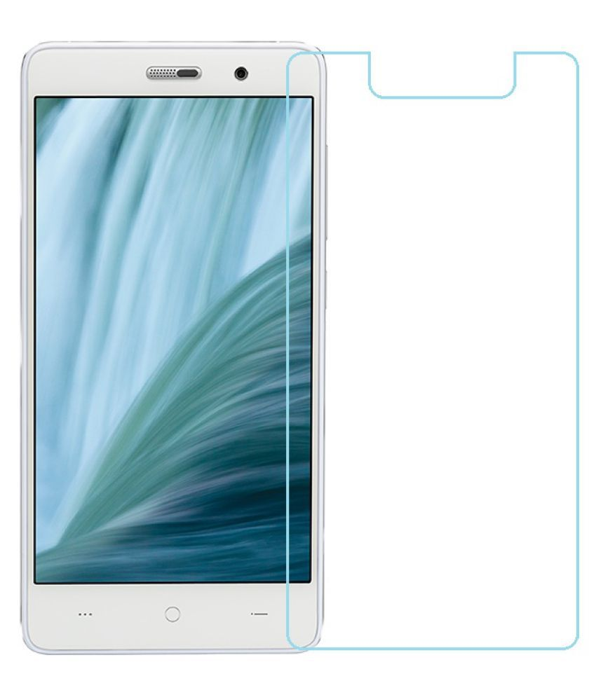 LYF water 4 Tempered Glass Screen Guard By Spectacular Ace