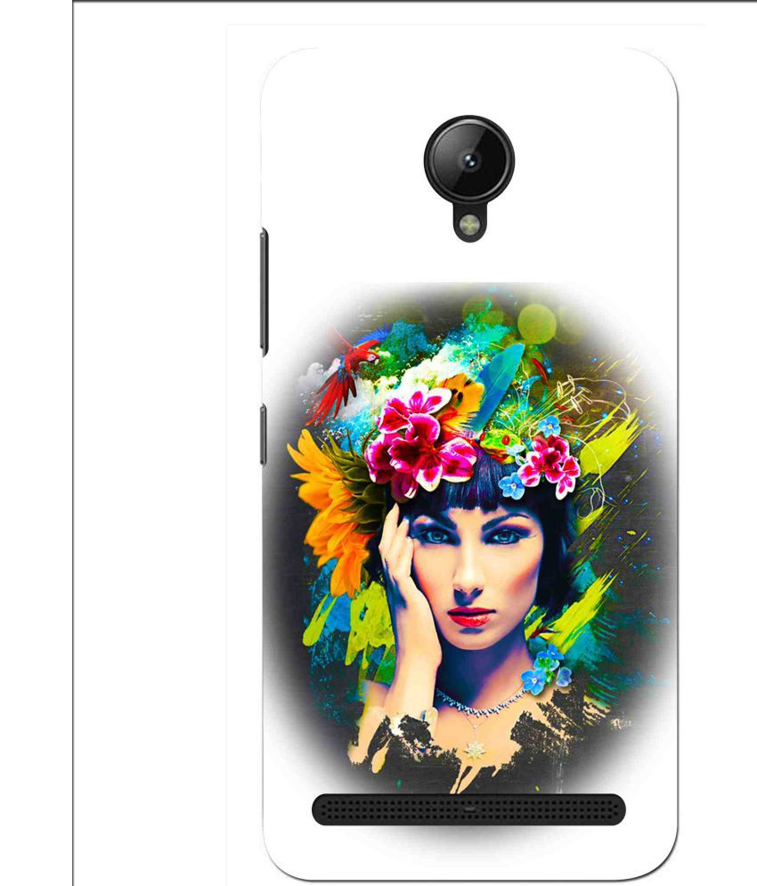 Lenovo Vibe C2 Printed Cover By Snooky