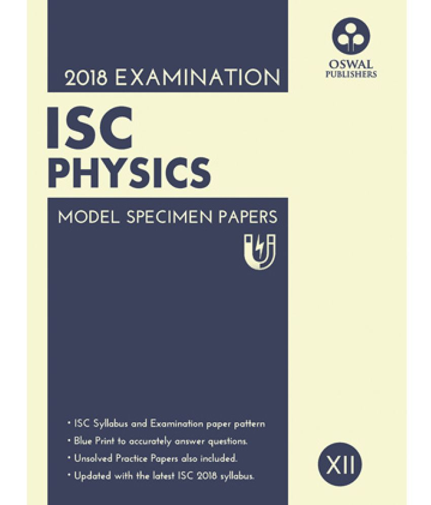 Model specimen papers for physics isc class 12 for march 2018 model specimen papers for physics isc class 12 for march 2018 examination malvernweather Image collections