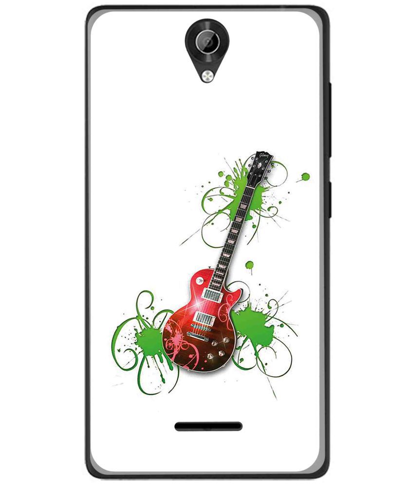Micromax Canvas Pace 4G Printed Cover By Snooky