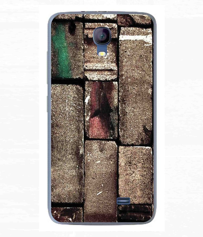 Micromax Bolt Q383 Printed Cover By Snooky