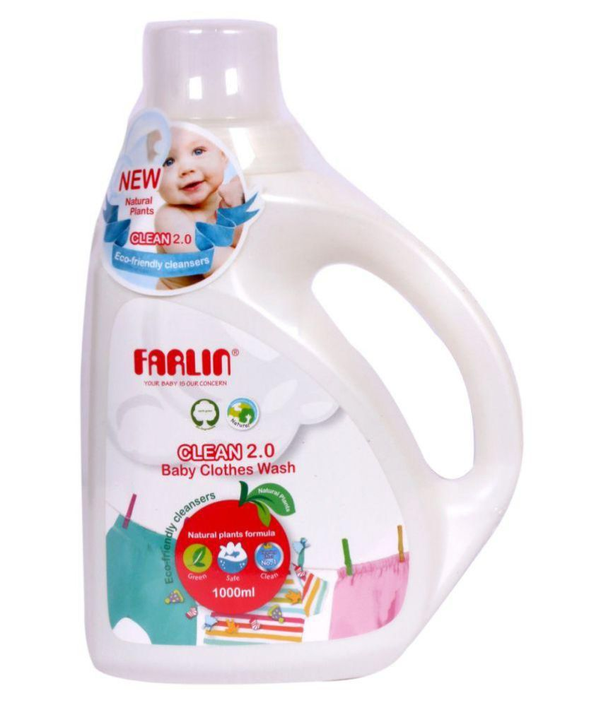Farlin Baby Safe Laundry Detergents 2 2 Pcs Buy Farlin Baby