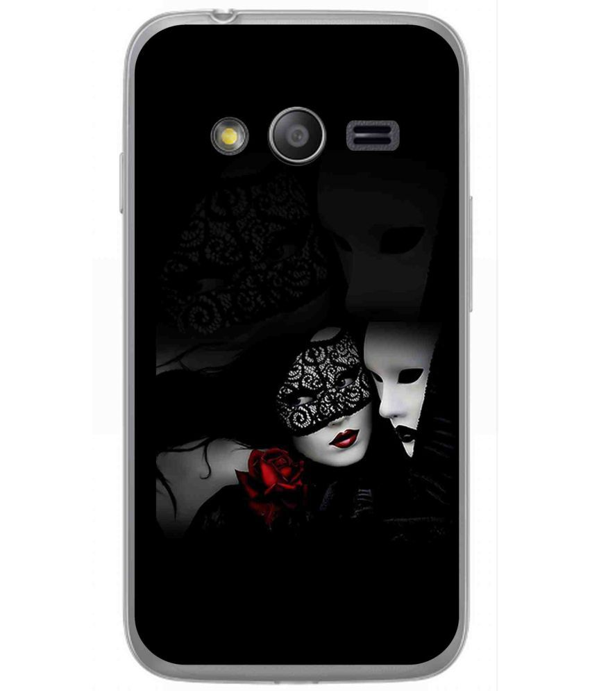 Samsung Galaxy Ace 4 Printed Cover By Snooky