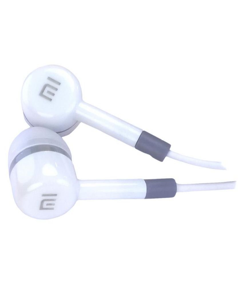 Xiaomi Karbonn Aura Note Play In Ear Wired Earphones With Mic - Buy