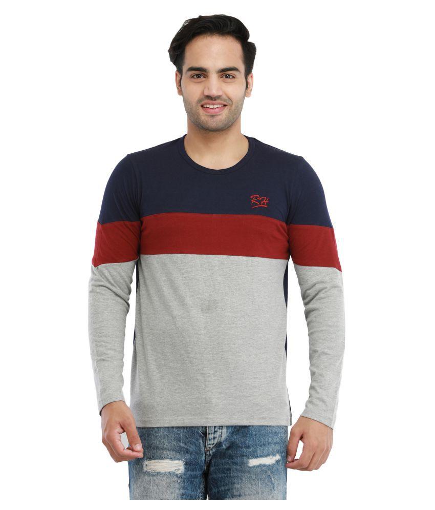 Rockhard Multi Round T-Shirt