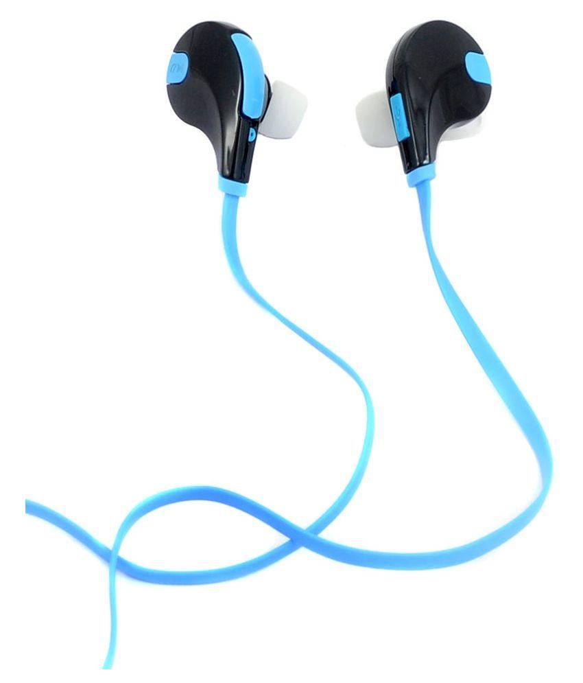 Battlestar Jogger Wireless Bluetooth Headphone Blue