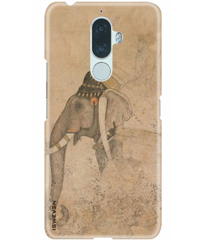 Lenovo K8 Note Printed Cover By iSweven