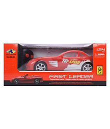 Toyvala Top Speed Remote Control Car (First Leader)