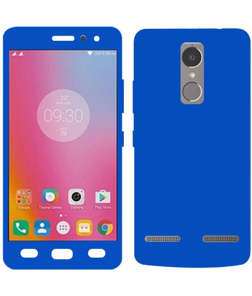 Lenovo K8 Note Plain Cases Doyen Creations - Blue