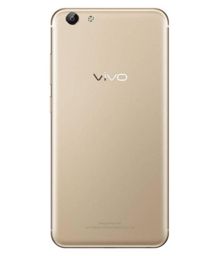 Vivo VIVO 1714 ( 32GB , 3 GB ) Gold Mobile Phones Online at