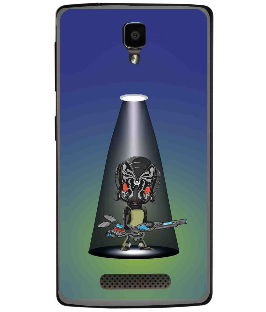 Lenovo A1000 Printed Cover By Snooky