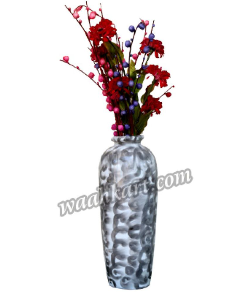 Indu Resin Floor Vase 89 cms - Pack of 1