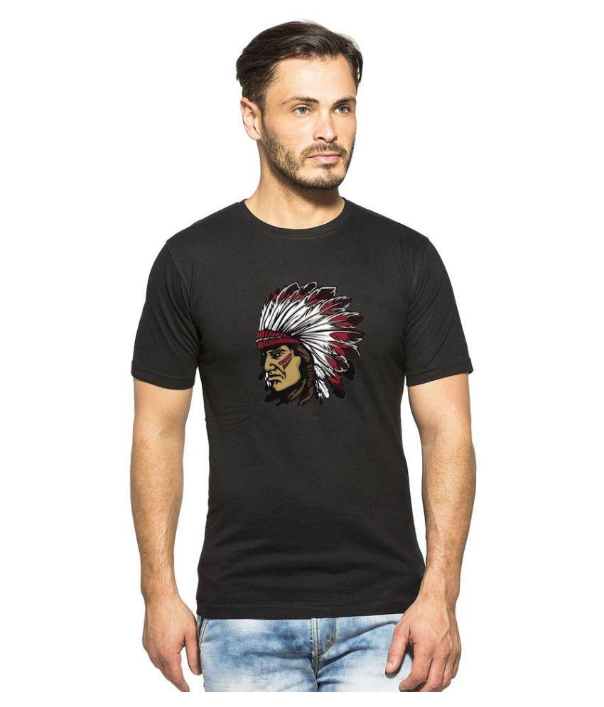 clifton Black Round T-Shirt