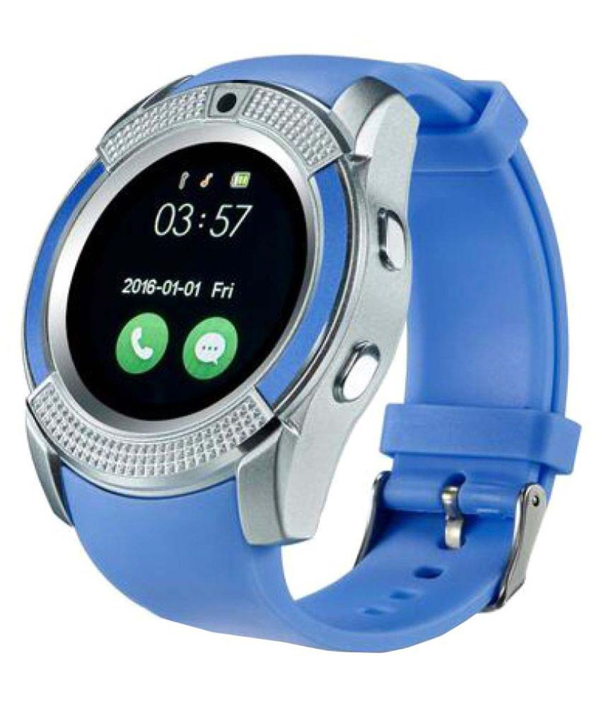 L V GEMS V8 Smart Watches