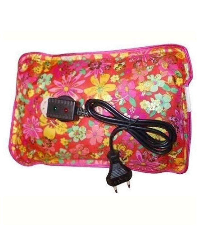 Aladdin Shoppers Electric Heating Pad Gel  Hot Water Bag Heating Pad