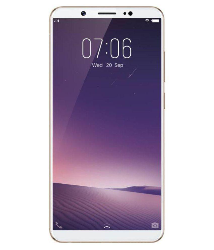 Vivo V7+ 1716 ( 64GB , 4 GB ) Gold