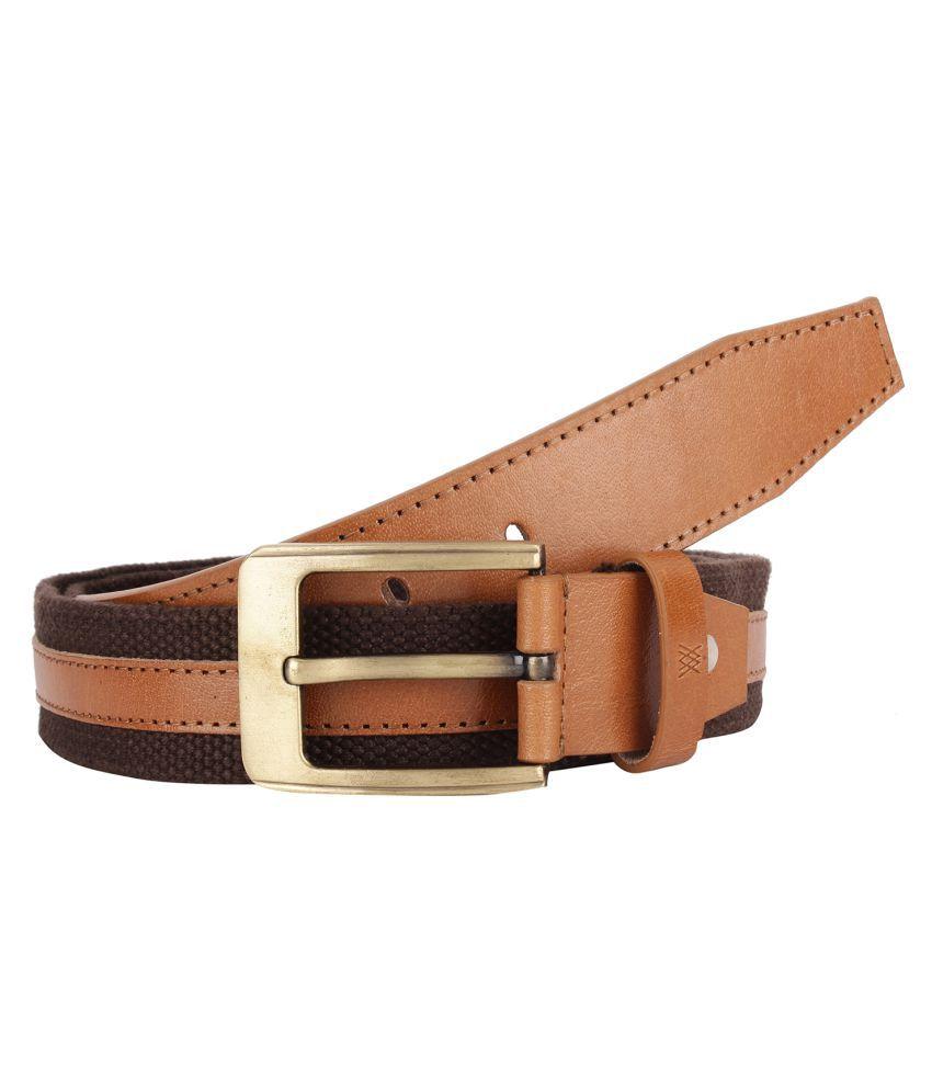 Aditi Wasan Multi Leather Casual Belts
