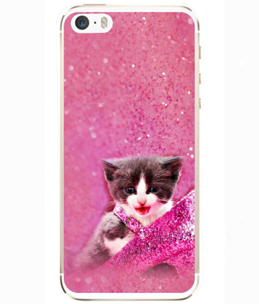 Apple iPhone 5S Printed Cover By Snooky