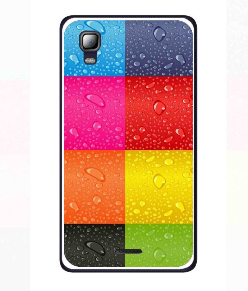 Micromax Canvas Doodle 3 A102 Printed Cover By Snooky