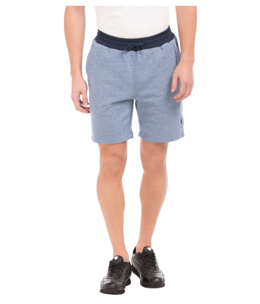 U.S. Polo Assn. Blue Shorts