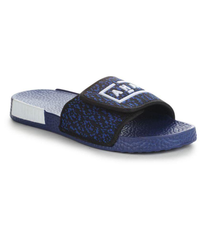 AHA by Liberty Blue Thong Flip Flop buy cheap get authentic discount sast wide range of cheap online footlocker finishline online kiOM4CBups