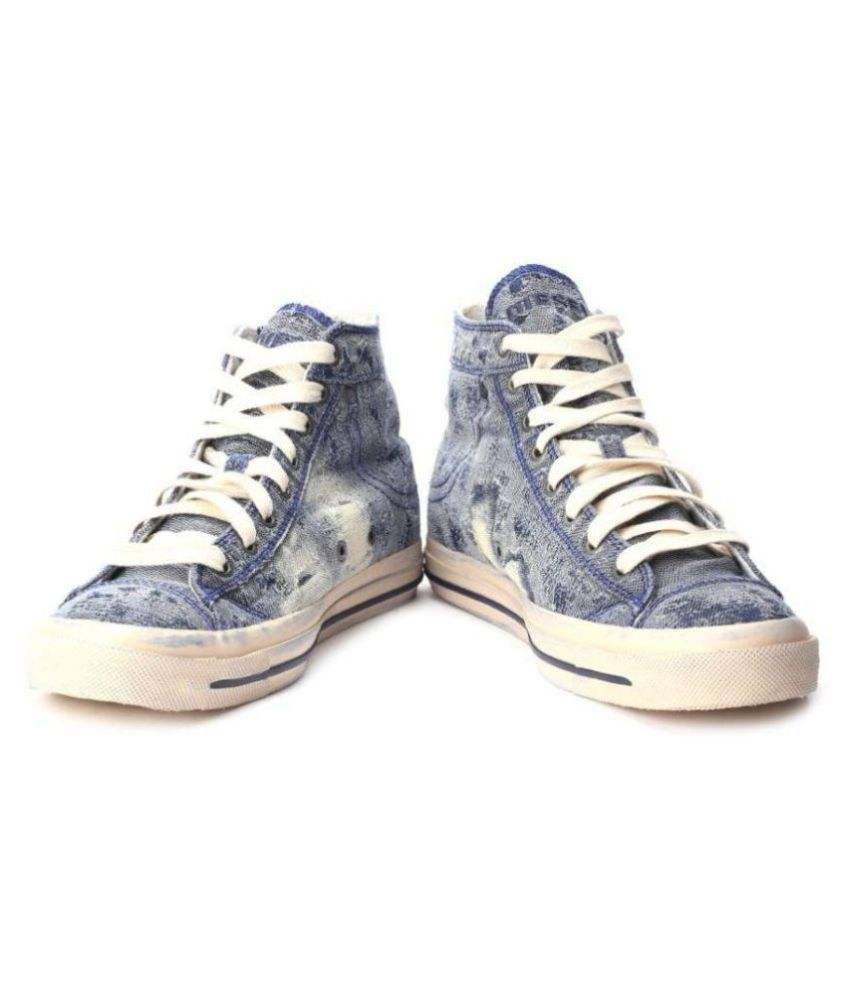 a0d89d1ac8 Diesel Sneakers Blue Casual Shoes - Buy Diesel Sneakers Blue Casual Shoes  Online at Best Prices in India on Snapdeal