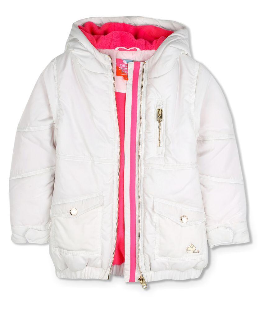 Cherry Crumble Snow Anorak jacket