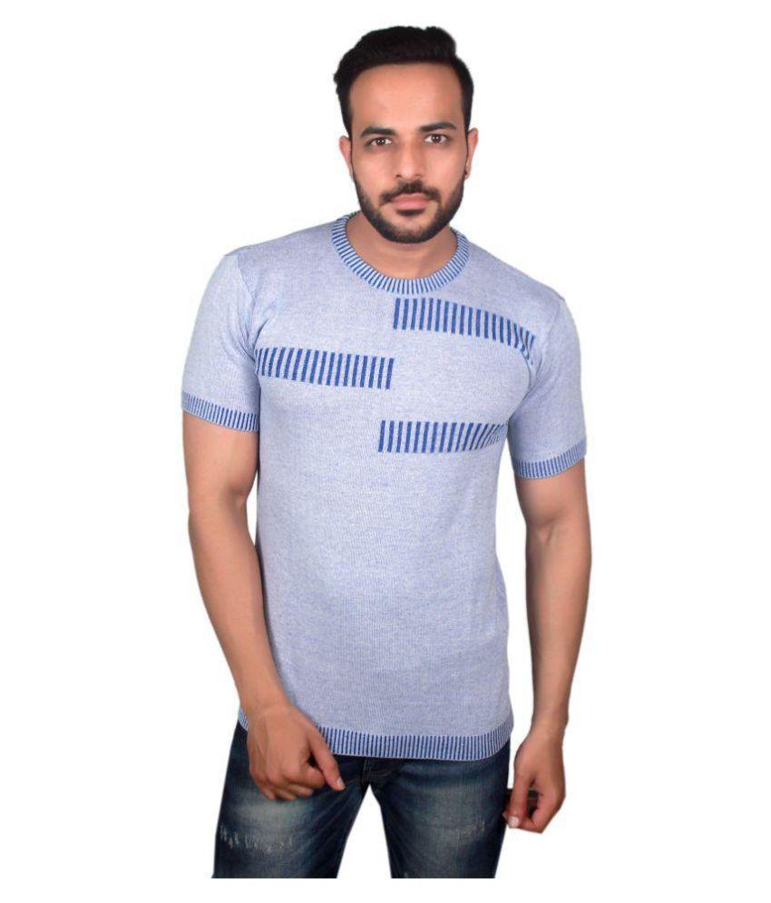 Raab Grey Round T-Shirt