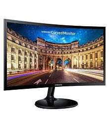 Samsung CURVED LC24F390FHWXXL 60 cm(24) 1920*1080 Full HD LED Monitor
