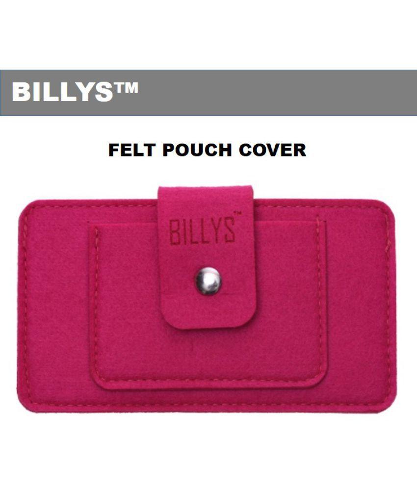 Xolo A500L Flip Cover by Shopme - Pink