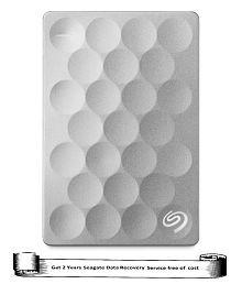Seagate Ultra Slim 1 TB USB 2.0 Ultra Slim (Silver)