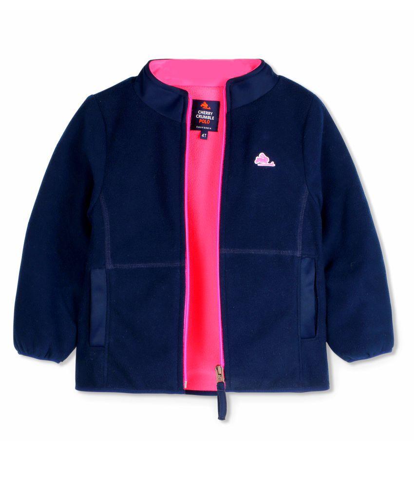 Cherry Crumble Playful Sweat Jacket