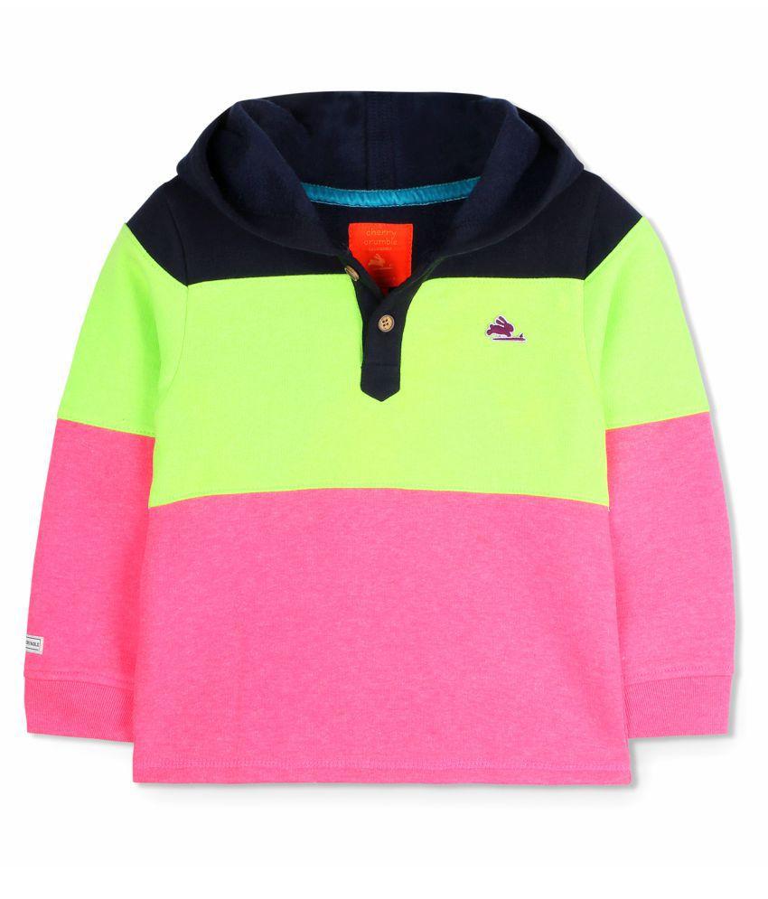 Cherry Crumble Crisp Hooded Sweatshirt