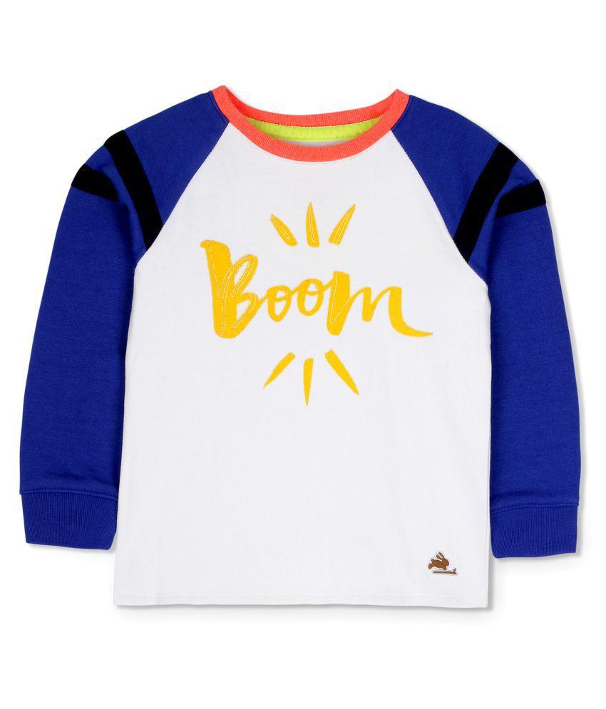 Cherry Crumble Graphic Raglan Sweatshirt