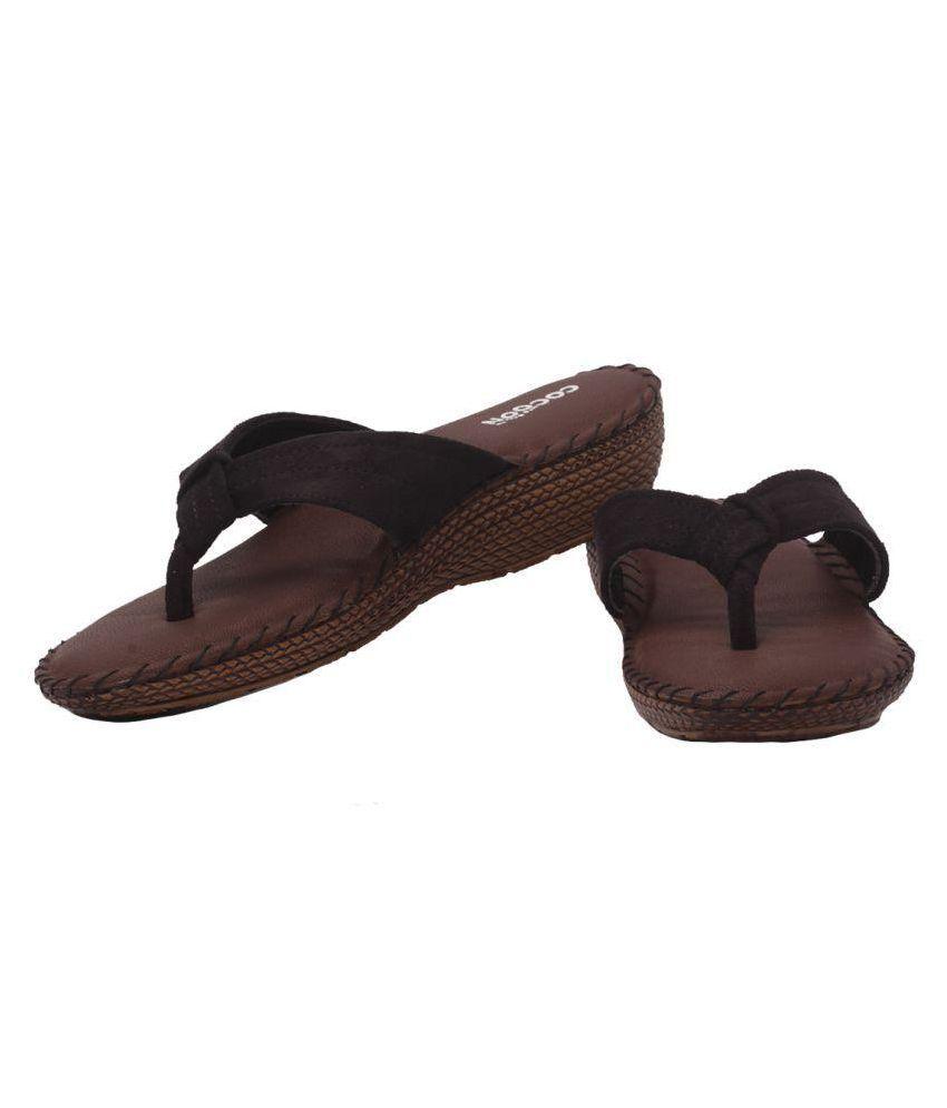 Cocoon Black Wedges Heels