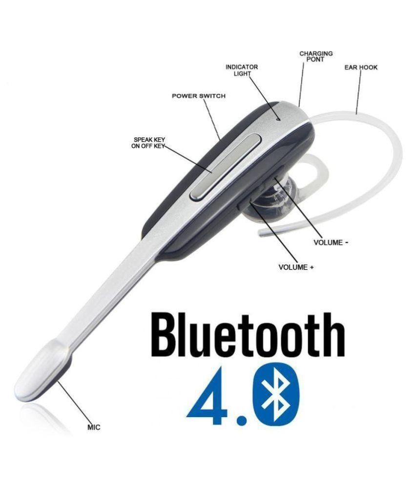 GOLDSTEIN STAR Samsung Galaxy Pocket Neo S5310  Wireless Bluetooth Headphone Black