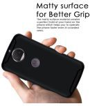 Motorola Moto G5S Plus Shock Proof Case Furious3D - Black