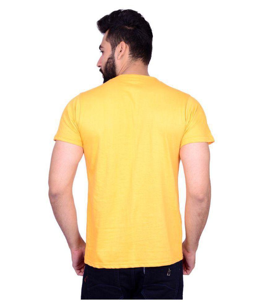 La Milano Gold Round T-Shirt