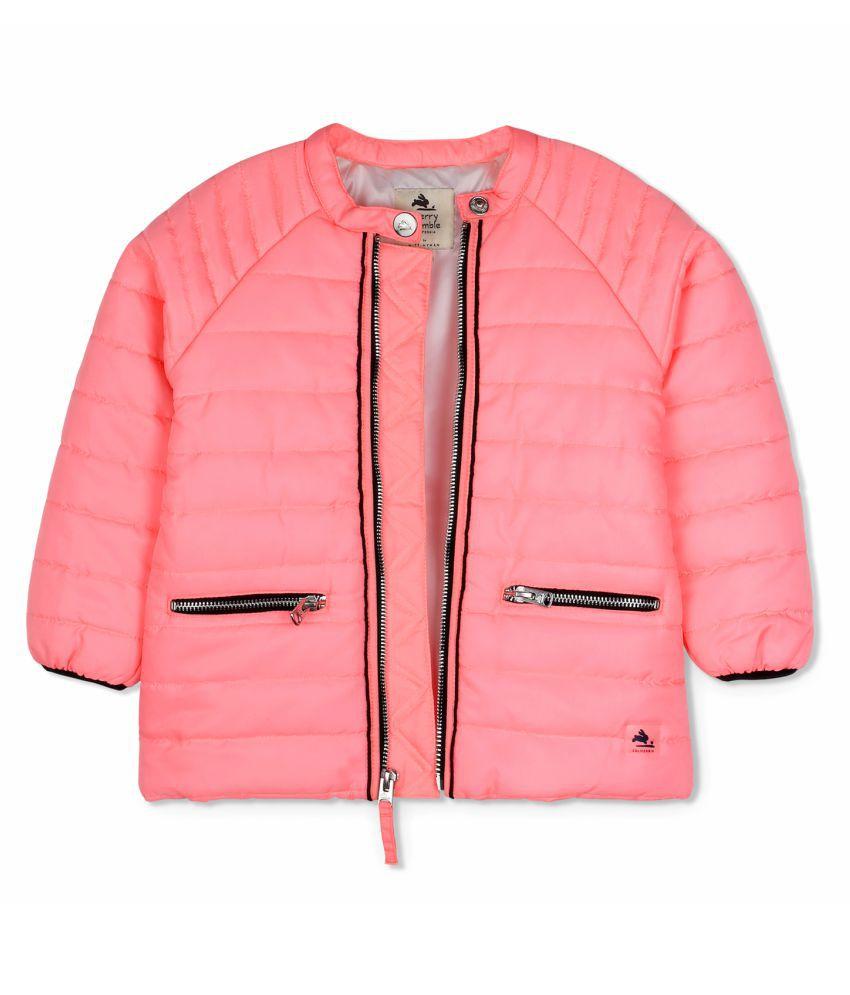 Cherry Crumble Cosy Lightweight Jacket