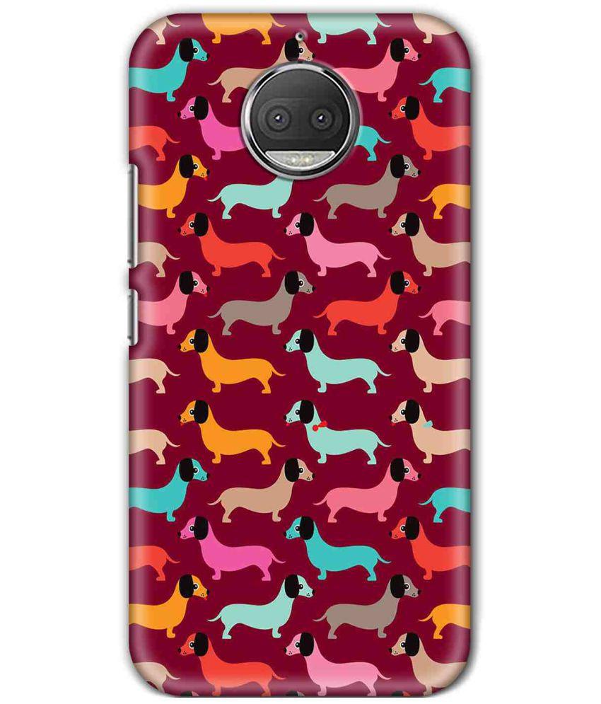 Motorola Moto G5S Plus Printed Cover By LOL
