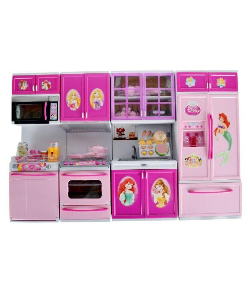 Aaryan Enterprise World Beautiful Dream House Kitchen Set