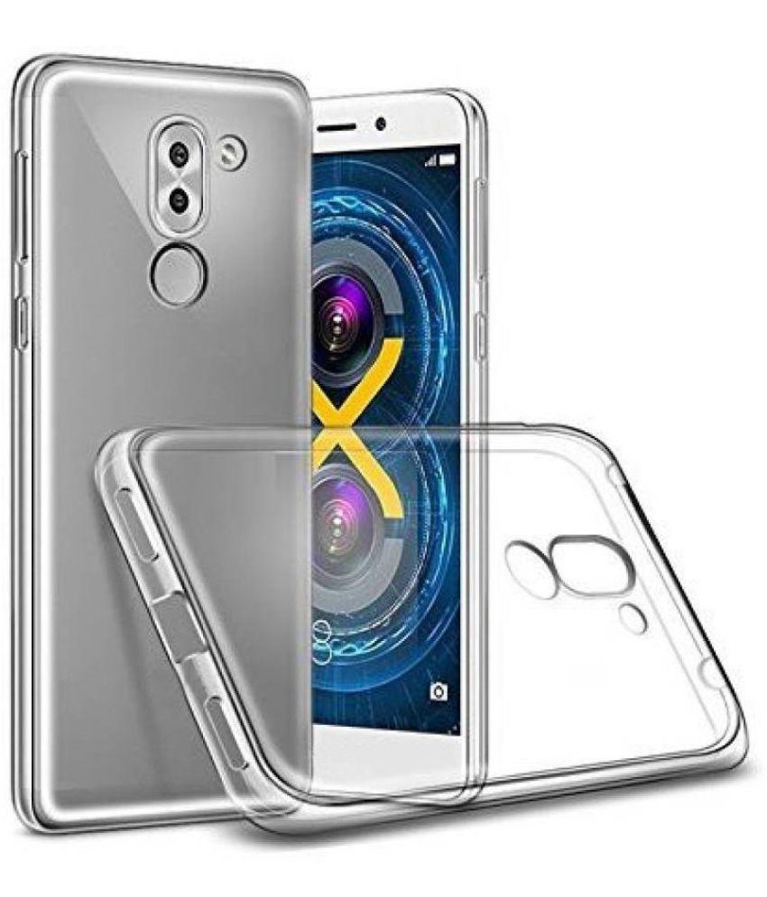 hot sales aa720 eaafc Lenovo K8 Note Plain Cases Coverage - Transparent