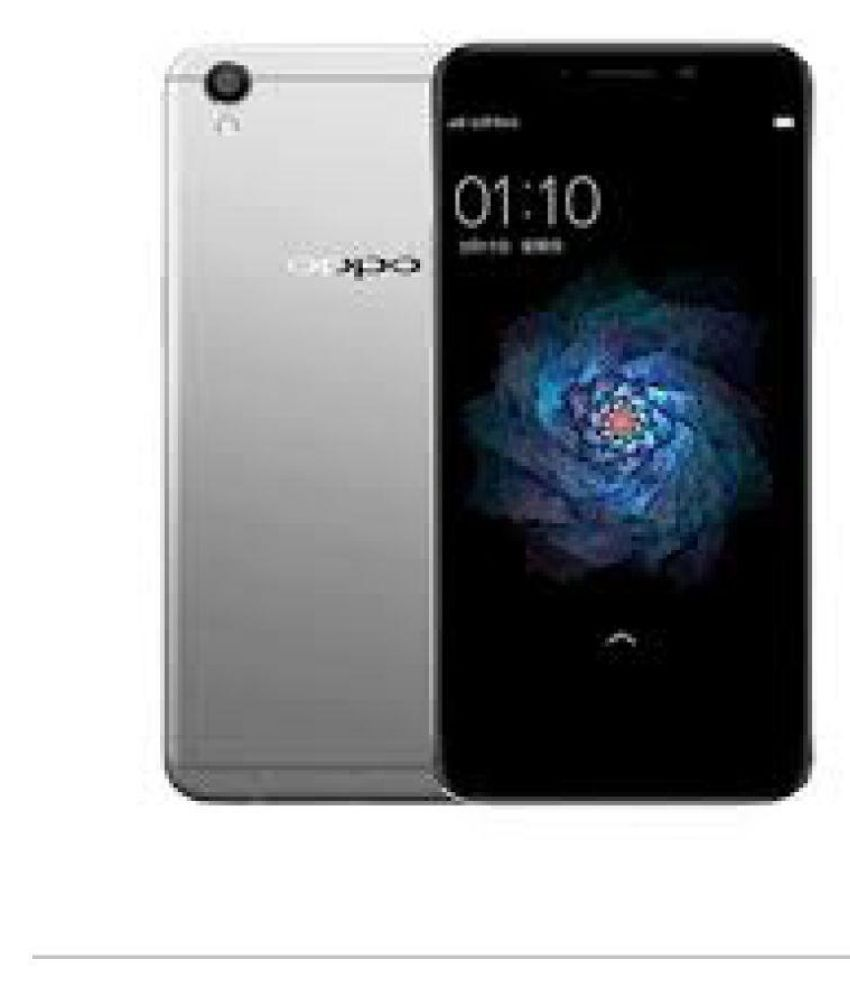 Oppo Oppo A37   16gb   2 Gb   Black Mobile Phones Online At Low Prices