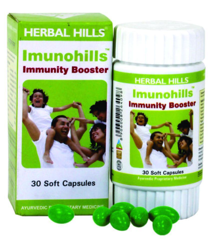 Herbal Hills Imunohills  Capsule 500 mg