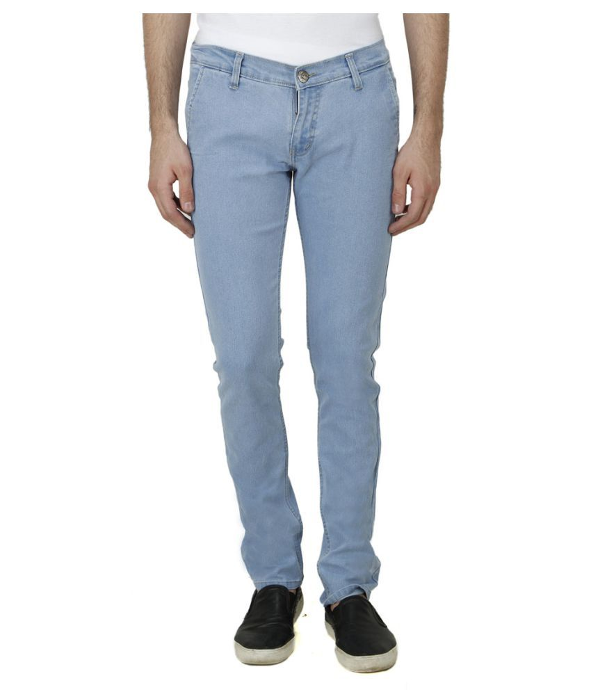 5ACE Blue Slim Jeans